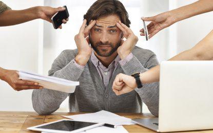 ۴ نکته برای رفع استرس