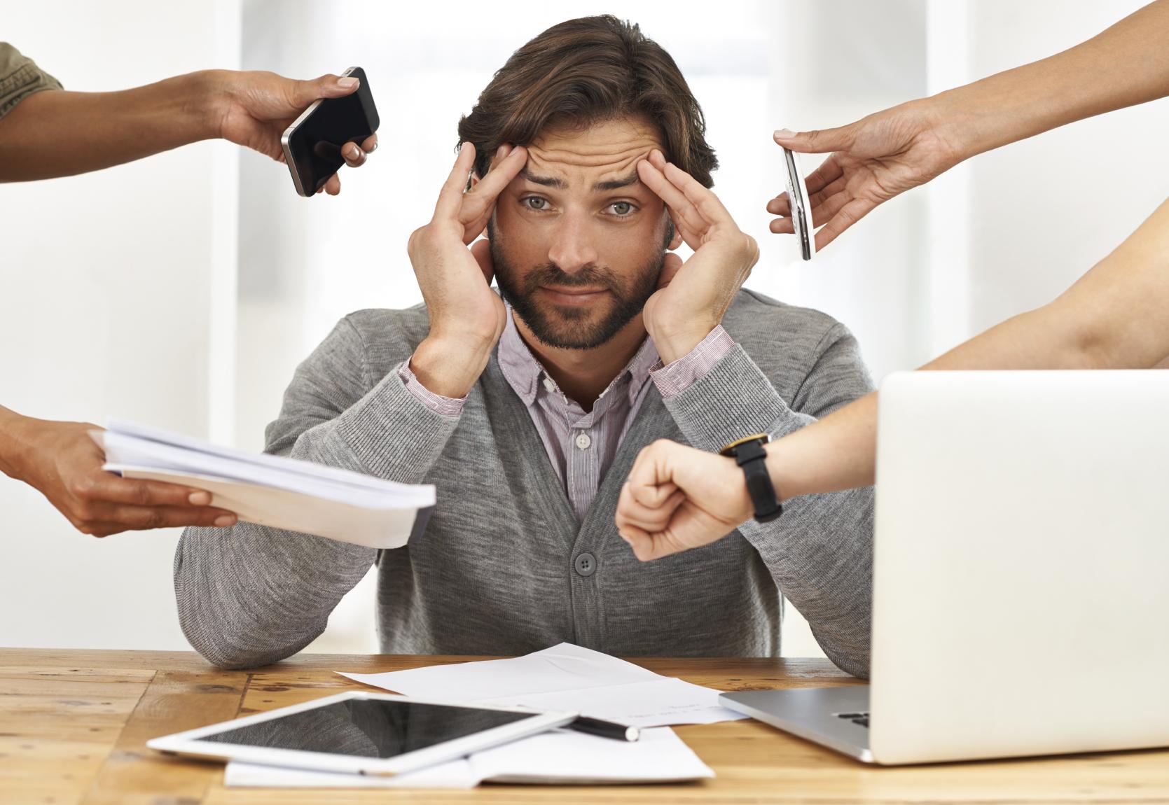 4 نکته برای رفع استرس