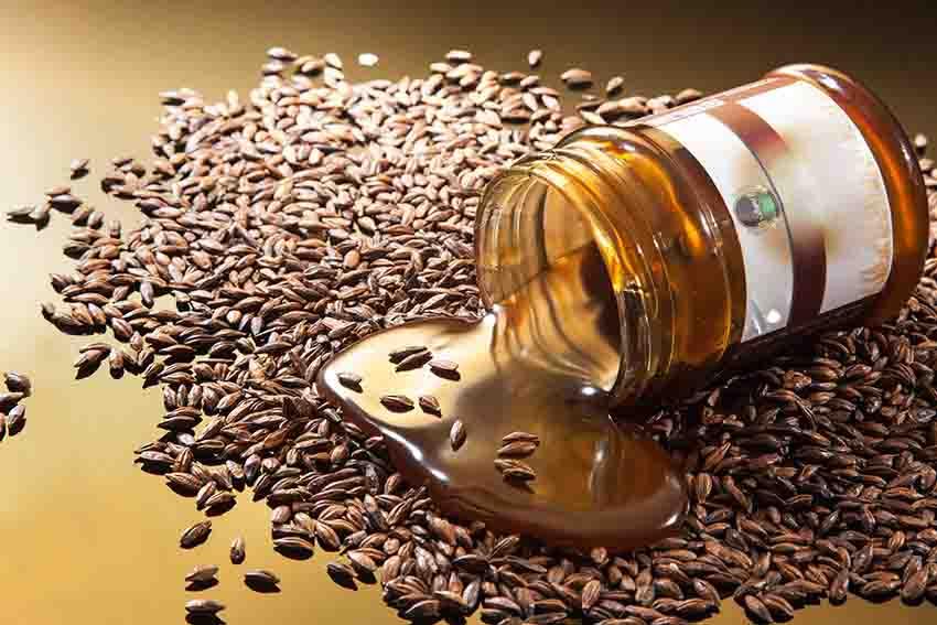 عصاره مالت جو Barley malt extract