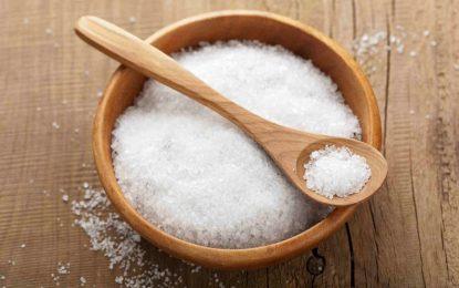 تشخیص نمک تصفیه شده از سایر نمک ها