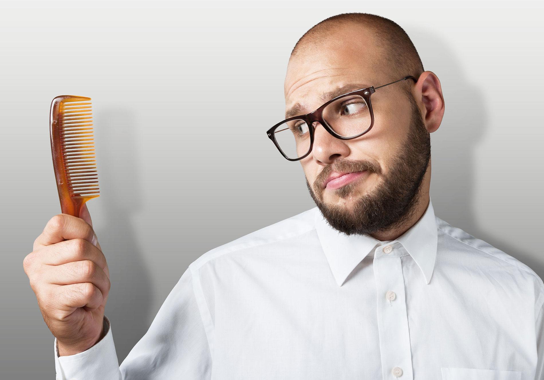 8 تصور غلط در مورد ریزش مو