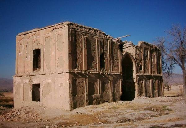 کوشک باغ علی آباد