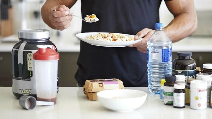 مصرف صحیح مکملهای ورزشی