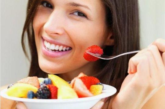 مصرف موادغذایی سالم برای بانوان