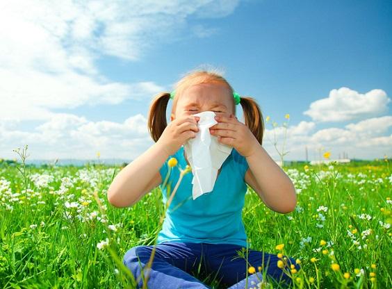 مبارزه با آلرژی در تفییر فصل