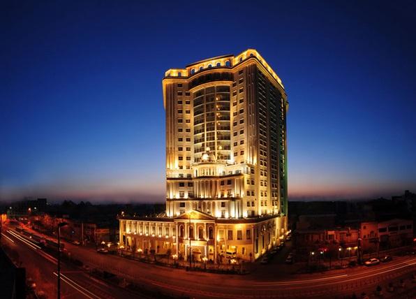 هتل درویشی مشهد مقدس