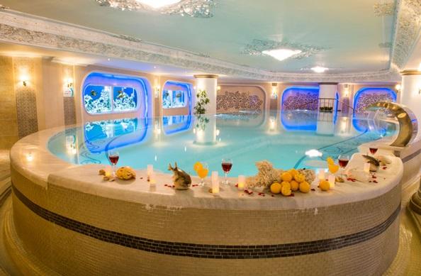 هتل بین اللملی قصر طلایی مشهد