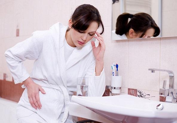 مشکلات و دلایل تهوع,استفراغ زمان بارداری