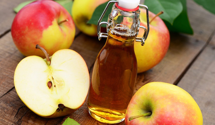 مصرف سرکه سیب به میزان مجاز در رژیم لاغری