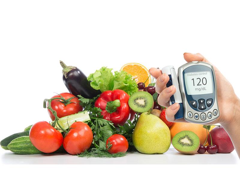 نکاتی که مبتلایان به دیابت در رژیم غذایی باید رعایت کنند