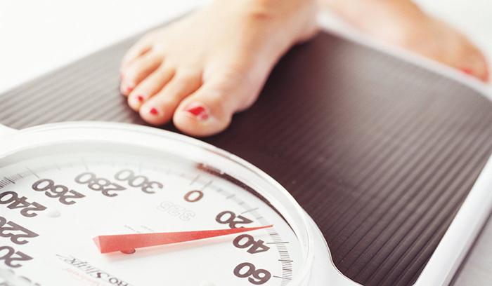 اشتباهاتی در کاهش وزن