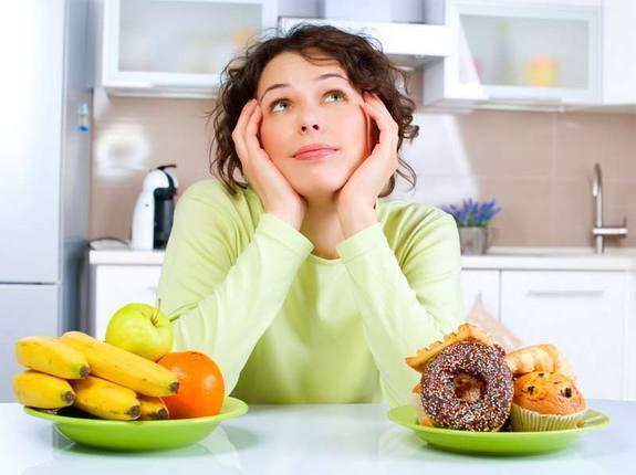 عادات غذایی برای کاهش وزن