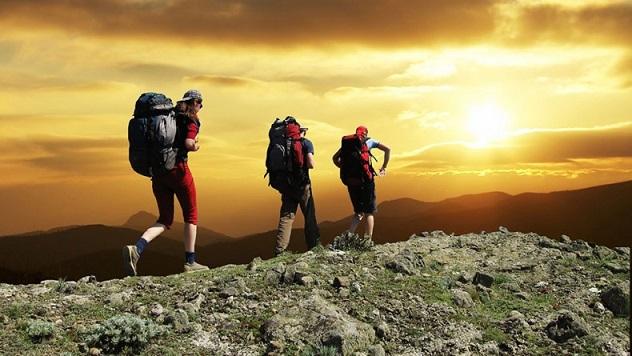 کوه پیمایی چه مقدار به کاهش وزن شما کمک میکند