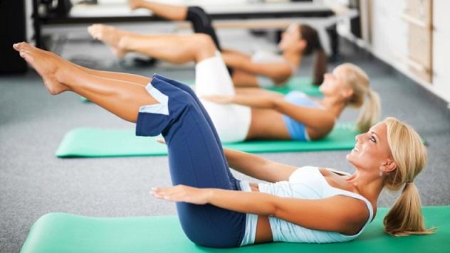 نگاهی به 8 اصل اوليه و فواید ورزش پیلاتس