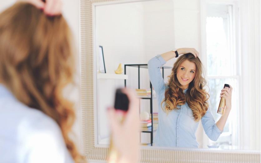 مضرات اسپری مو برای سلامتی