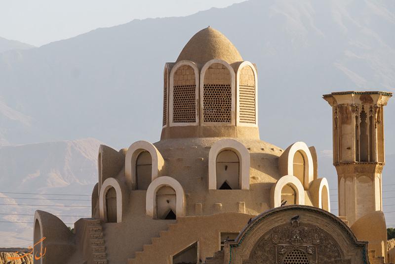 خانه بروجردی ها عروس خانه های تاریخی ایران