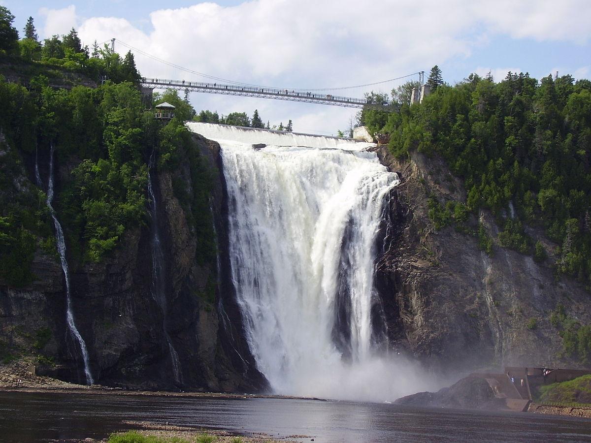 آبشار مونتمورنسی