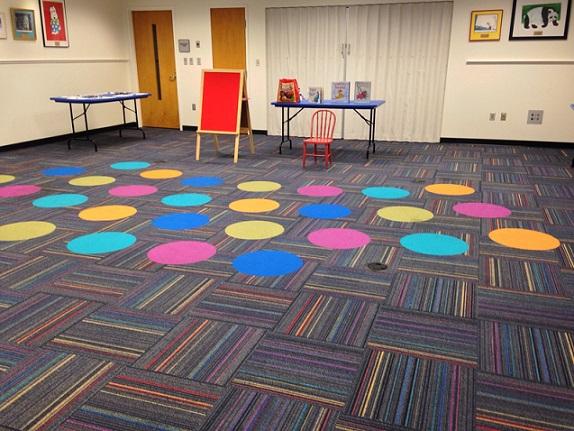 نقش فرش در زیباسازی فضا