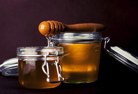 ترکیبات عسل
