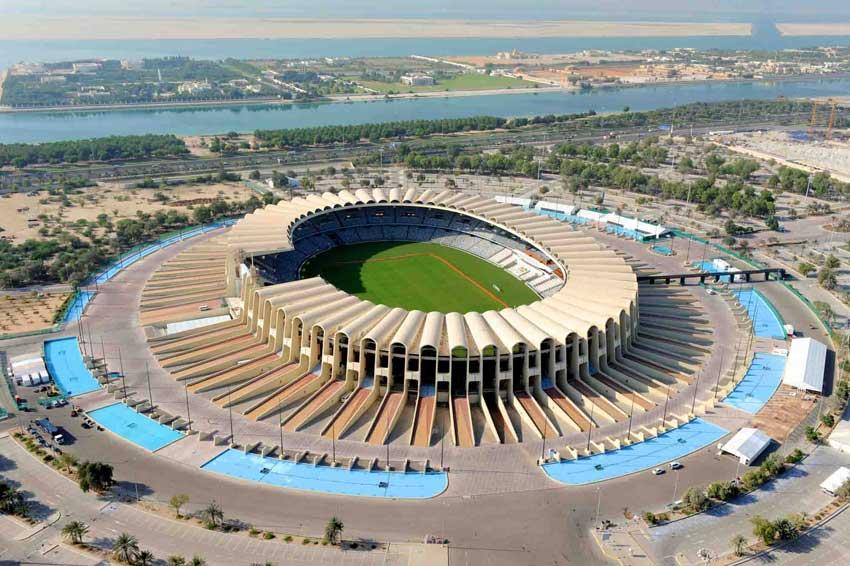 ورزشگاه های جام ملت های آسیا 2019