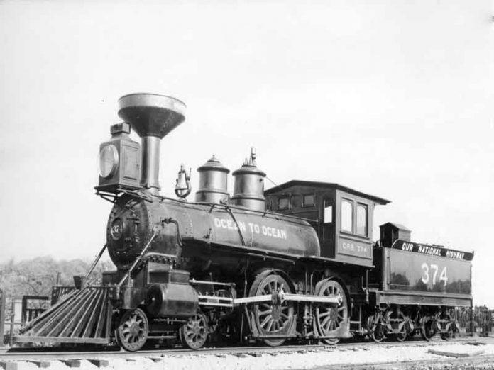 اولین قطار جهان و ایران